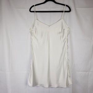 Victoria Secret white nighty large